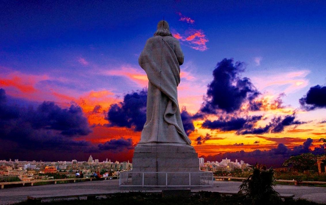 Nuestros monumentos: El Cristo de La Habana.