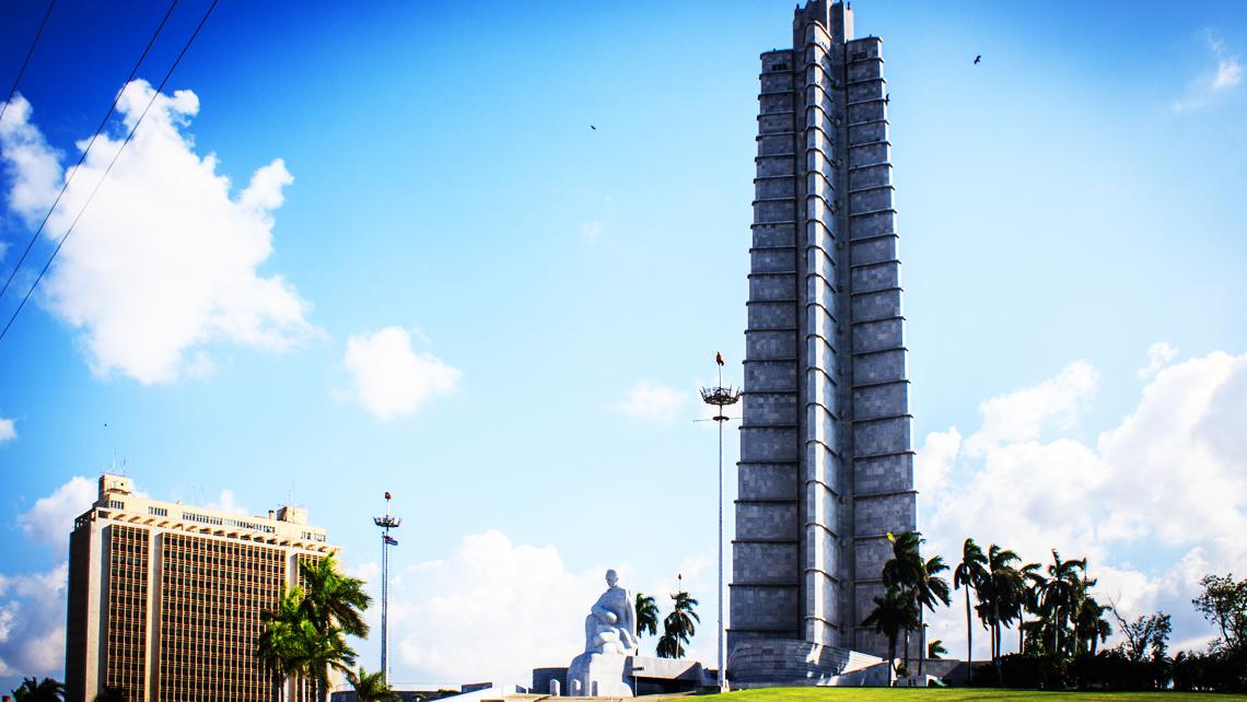 Memorial José Martí.