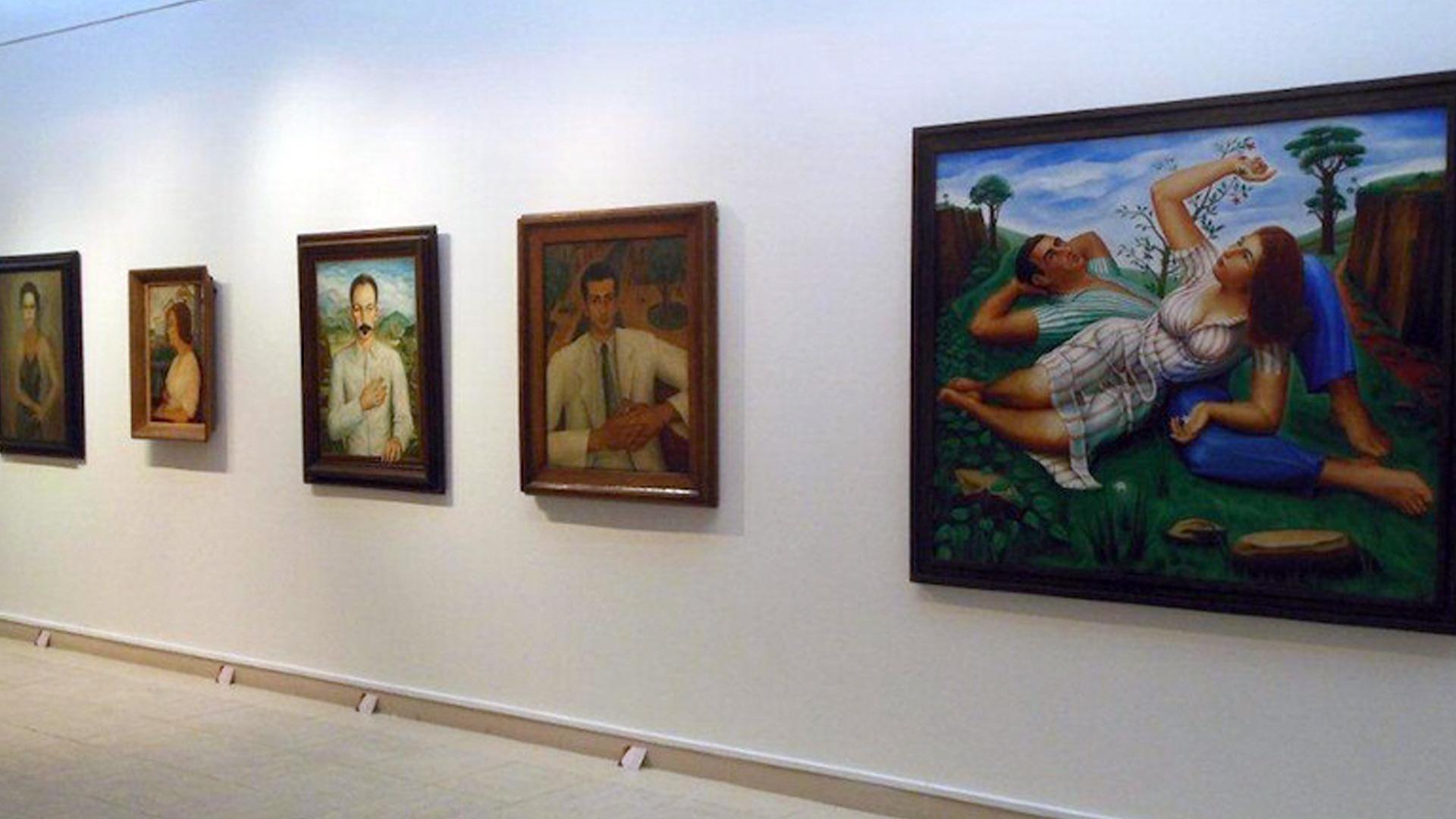 Museo Nacional de Bellas Artes, tesoro cultural universal.