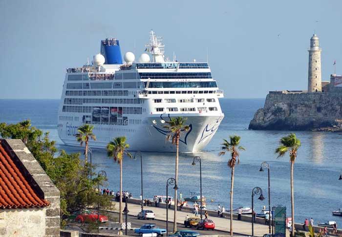 Fred. Olsen Cruise Lines confirma La Habana como puerto base para la temporada 2021/22 en el Caribe