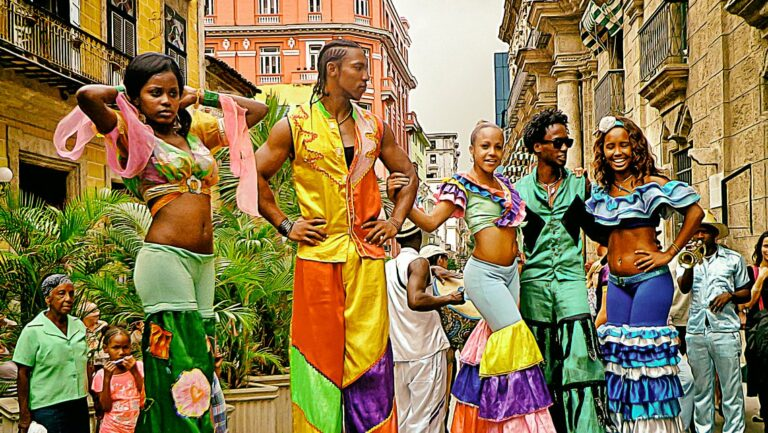Plazas de la Habana Vieja. Listas para ser visitadas.