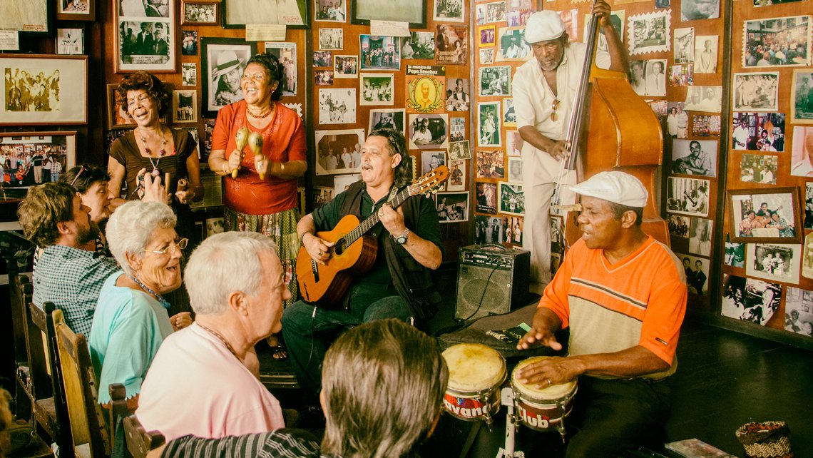 Conozca la historia de los sabrosos ritmos cubanos