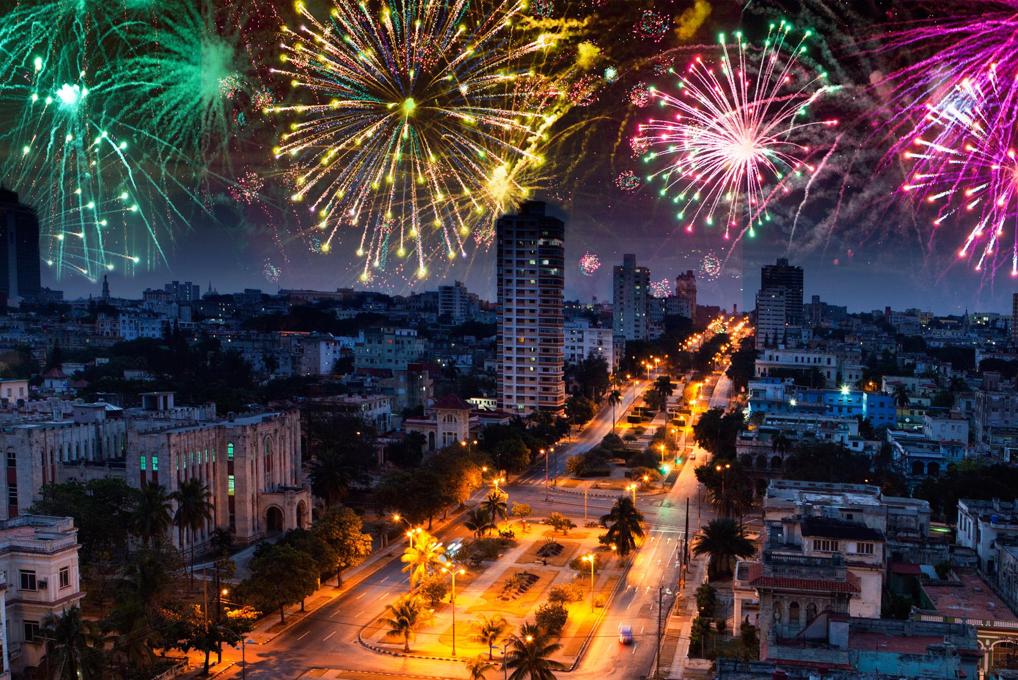 Pasar fin de año en Cuba, una opción a tener en cuenta