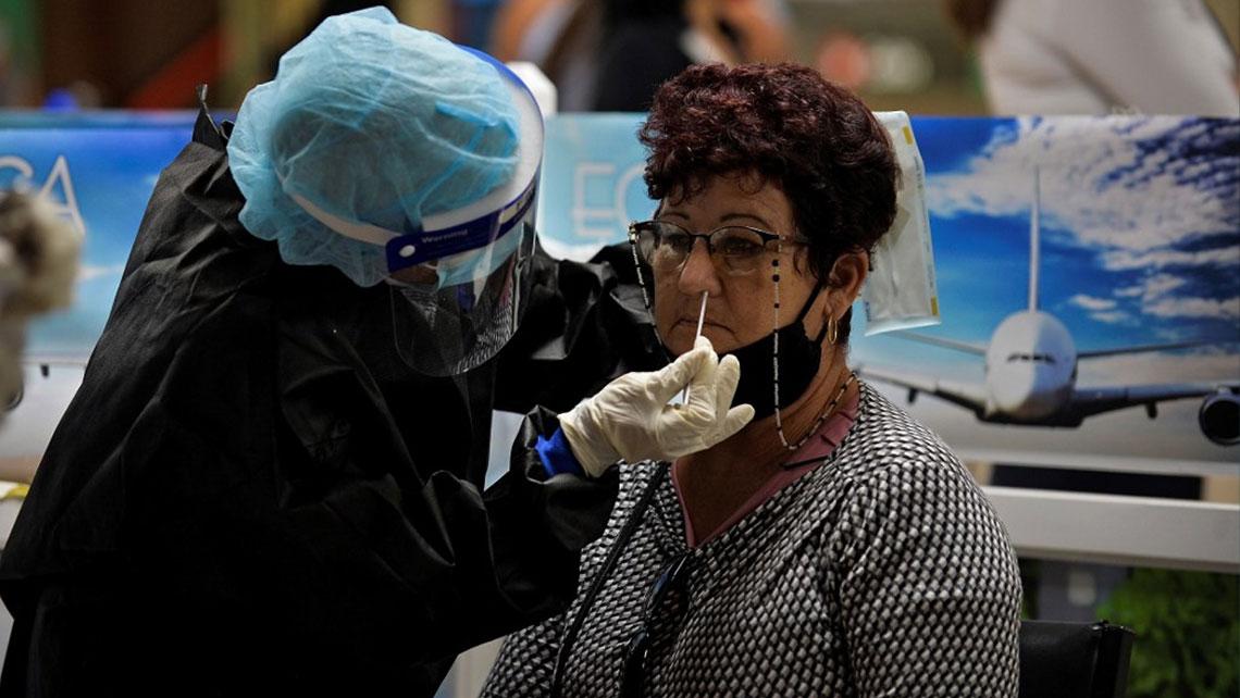 ¿Dónde realizarse una prueba PCR en Cuba para viajar?