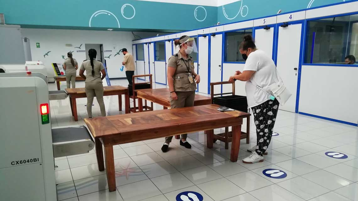 Productos libres de aranceles en la Aduana de Cuba
