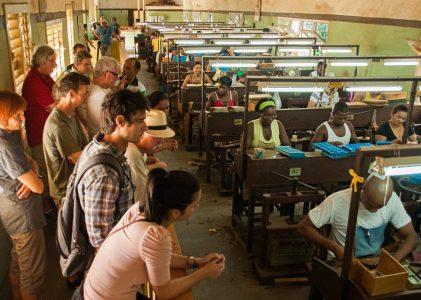 Conoce las Fábricas de puros en La Habana